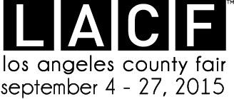 Los Angeles County Fair Logo