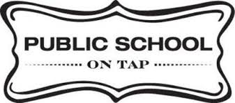 Public School On Tap Logo
