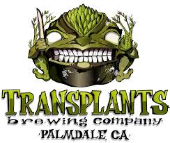 Transplants Brewing Company Logo